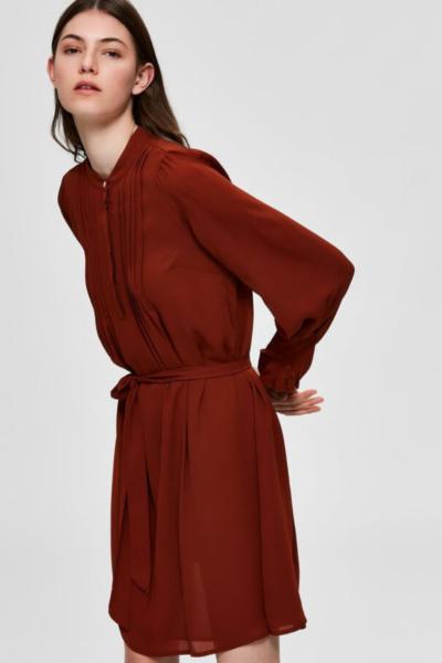 Mini jurk