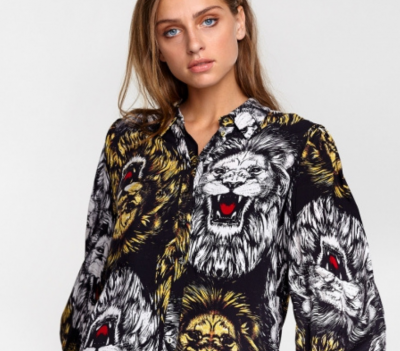 Lion Blouse