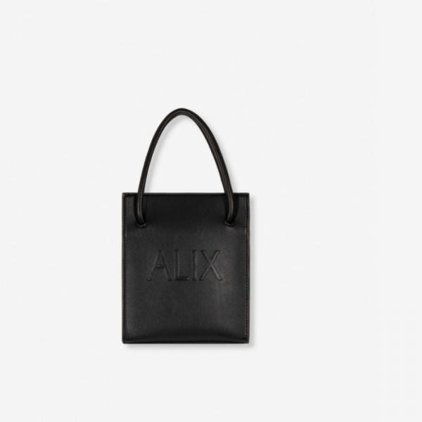 Ladies Small Leather Alix Bag