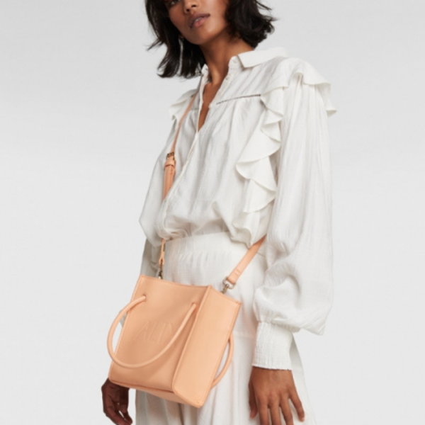 Ladies Small Leather Alix Bag