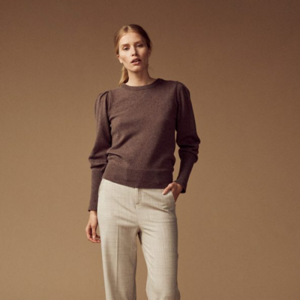 Pullover Alice Taupe