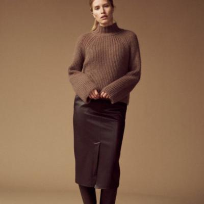 pullover Gigi Taupe
